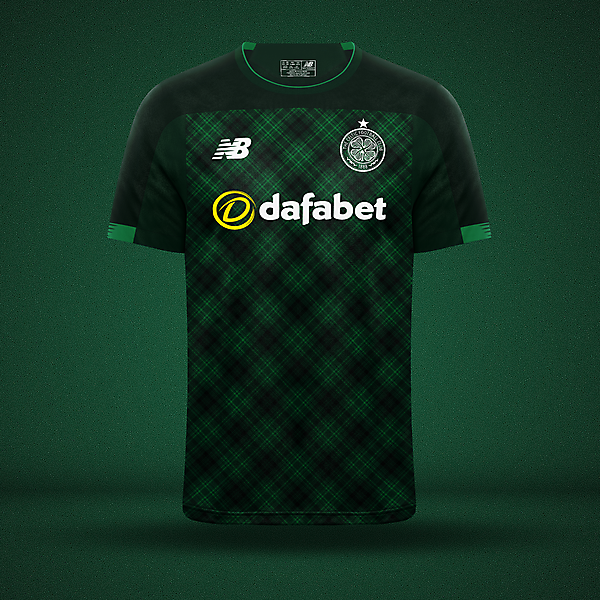 Celtic || New Balance Away Concept