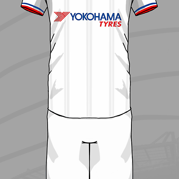 CHELSEA FC (AWAY)