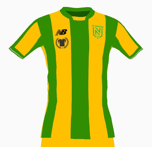 FC Nantes Home Kit