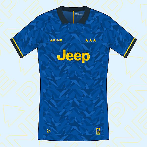 Juventus F. C. | Away | Pine