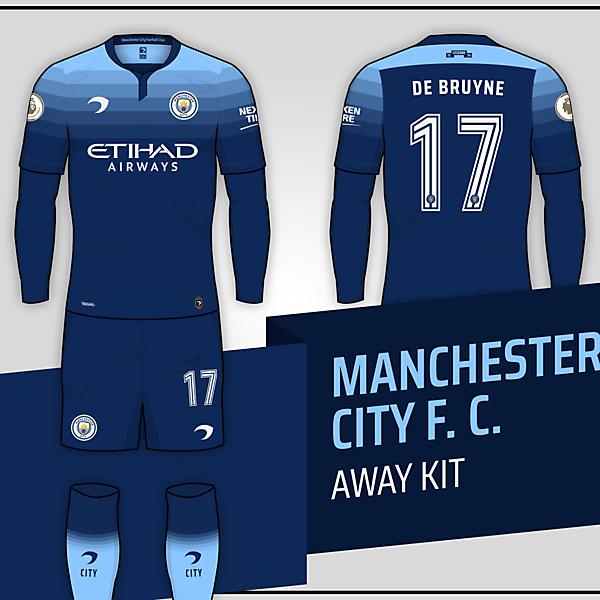 Manchester City | Away Kit