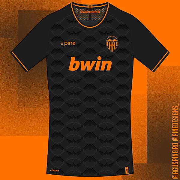 Valencia C. F. | Away | Pine