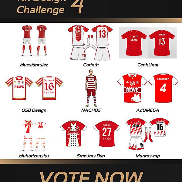 VOTING - Kit Design Challenge 4