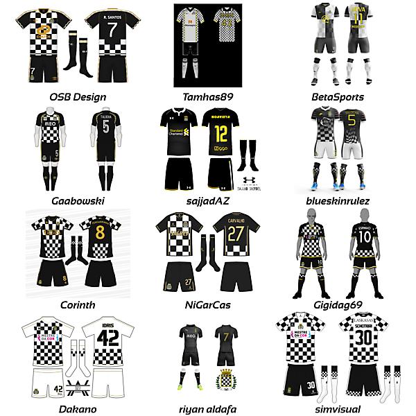VOTING - Kit Design Challenge 7