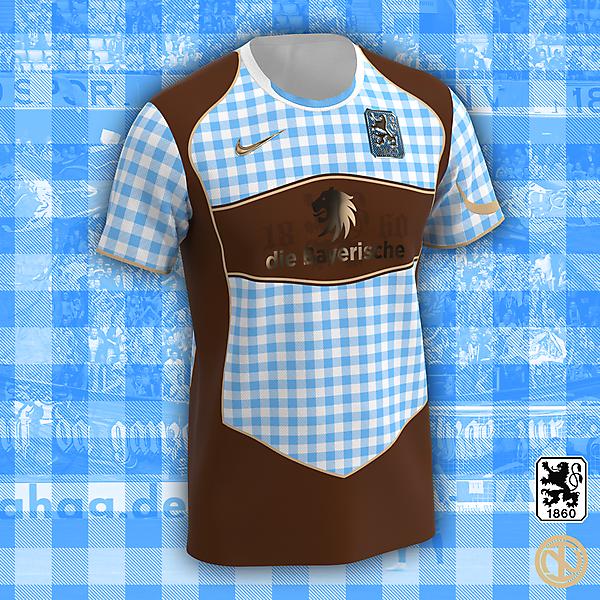 1860 München | Oktoberfest Kit Concept