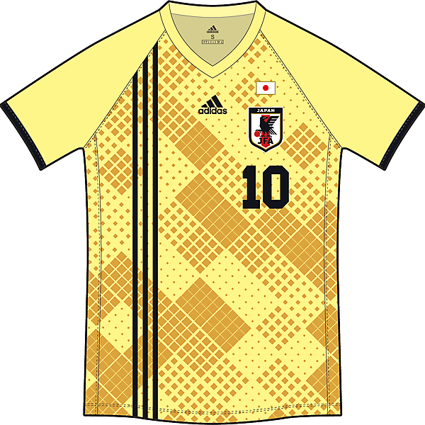 日本 Japan National Team Away Kit