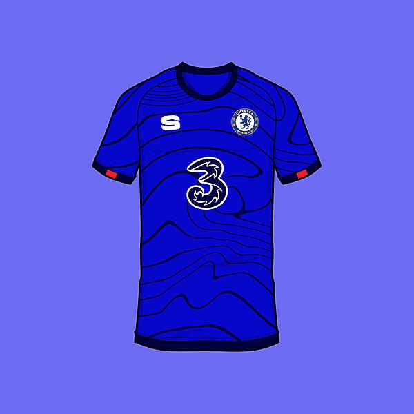 SQUAD x Chelsea FC Home