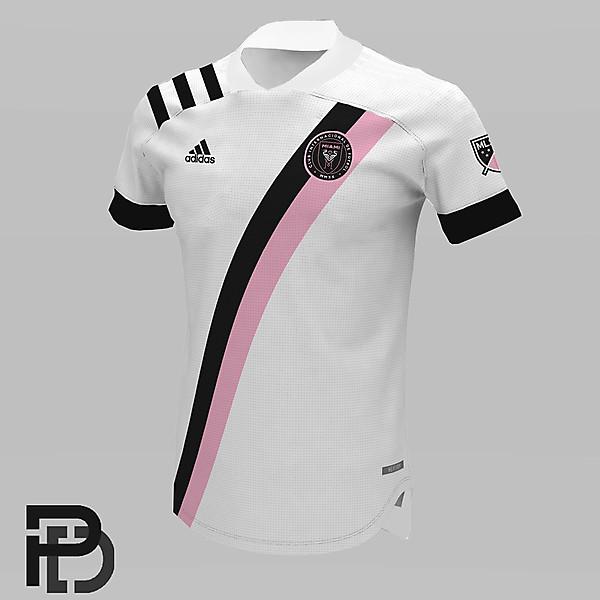 Adidas x Inter Miami Home Kit