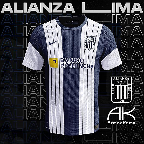 Alianza Lima Nike Home Kit