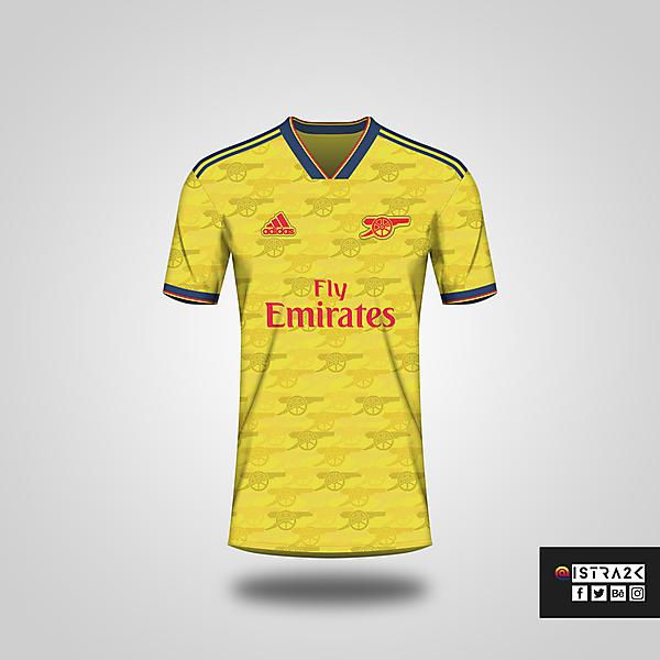 Arsenal FC X adidas - Away