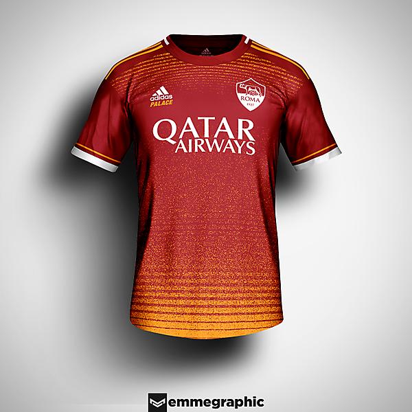 AS Roma | Adidas x Palace
