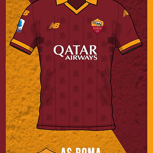AS Roma home