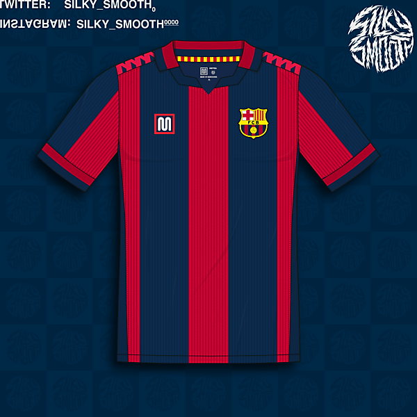 Barcelona Meyba @silky_smooth0