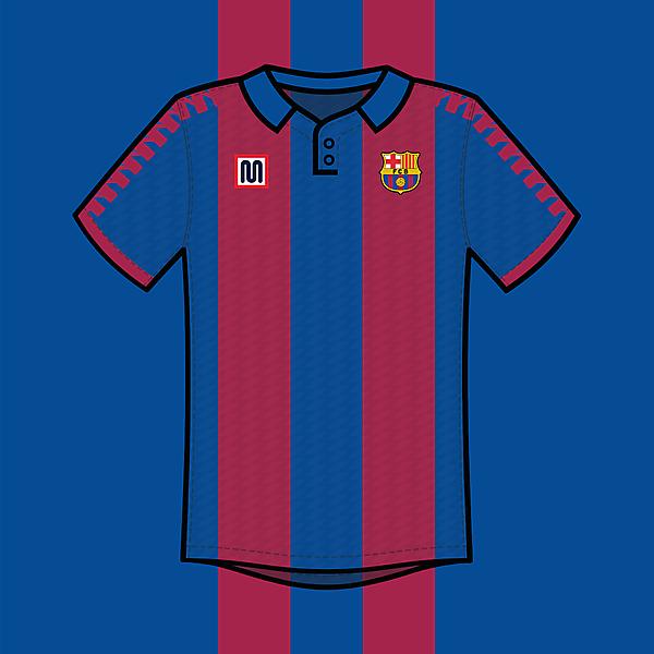 Barcelona x Meyba