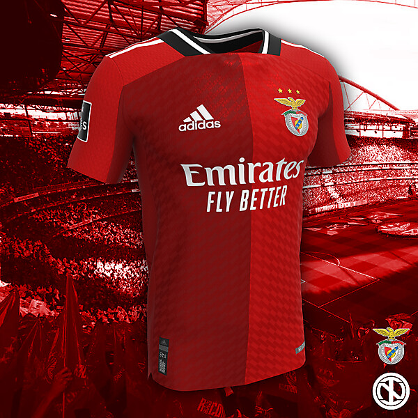 Benfica | Home Kit Concept