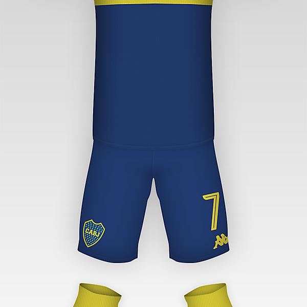 Boca Juniors / Kappa / Home