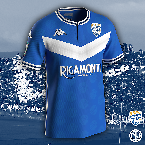 Brescia Calcio | Home Kit Concept