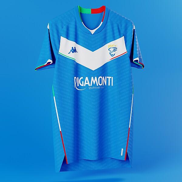 Brescia Calcio   Home Shirt