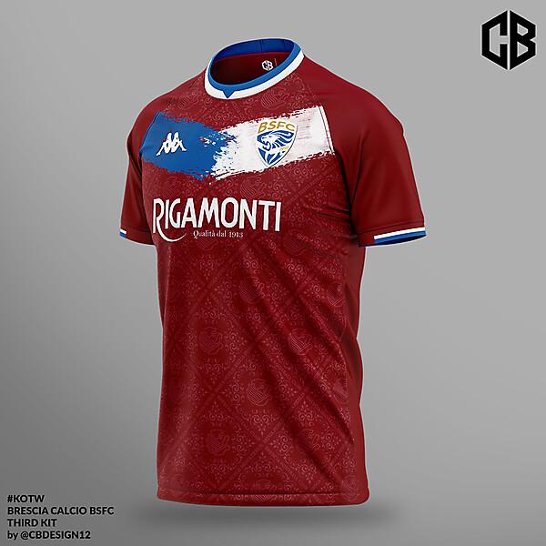 Brescia Calcio BSFC   Third   KOTW 220