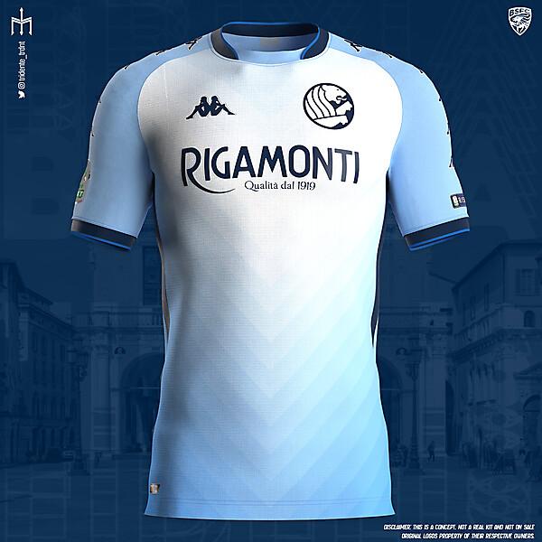 Brescia Calcio X Kappa | Away kit | KOTW