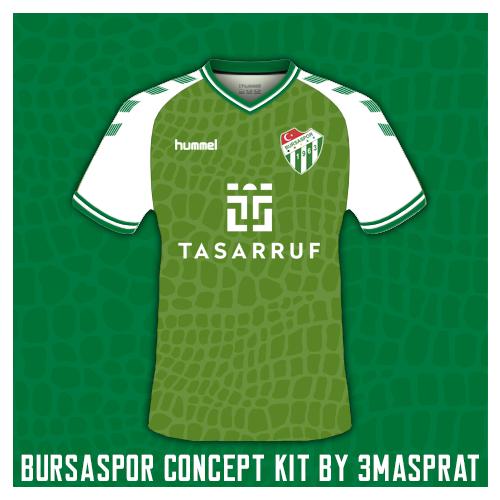 Bursaspor Concept Kit