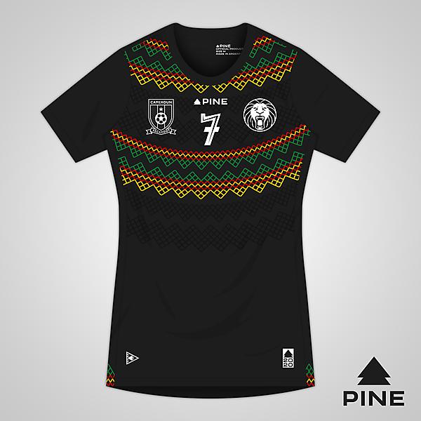 Cameroon NT | Away | Pine