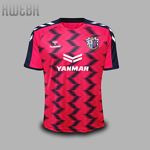 Cerezo Osaka home