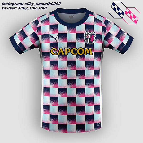 Cerezo Osaka Puma @silky_smooth0