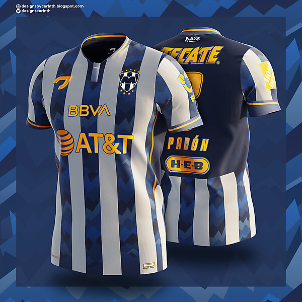 CF Monterrey | Home Shirt