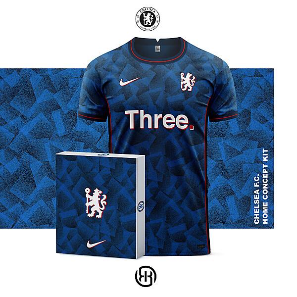 Chelsea F.C. | Home kit concept