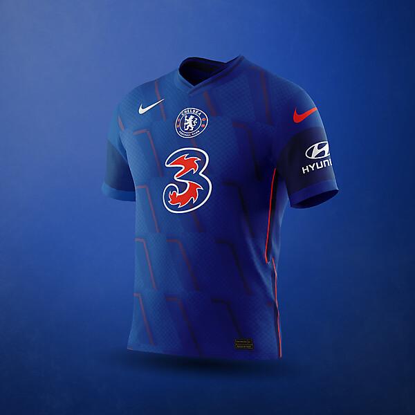 Chelsea FC   Nike   Home