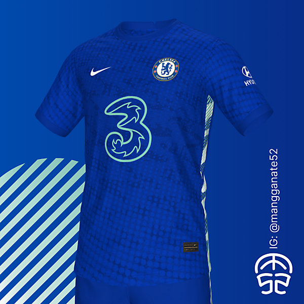 CHELSEA FC HOME by Mangganate52
