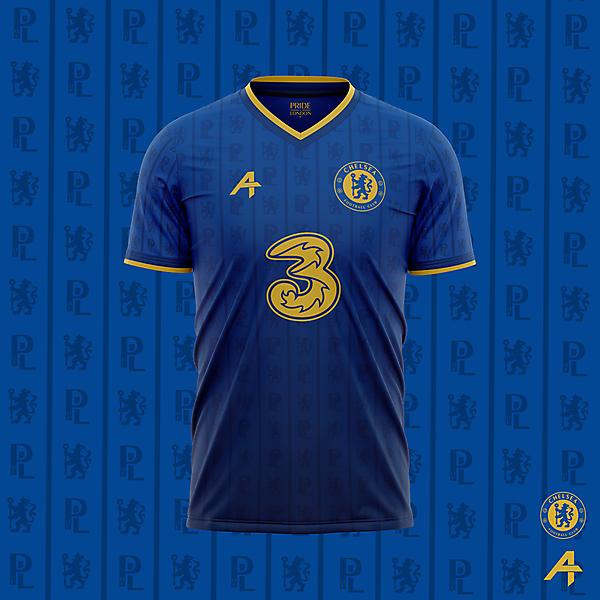 Chelsea F.C home kit concept