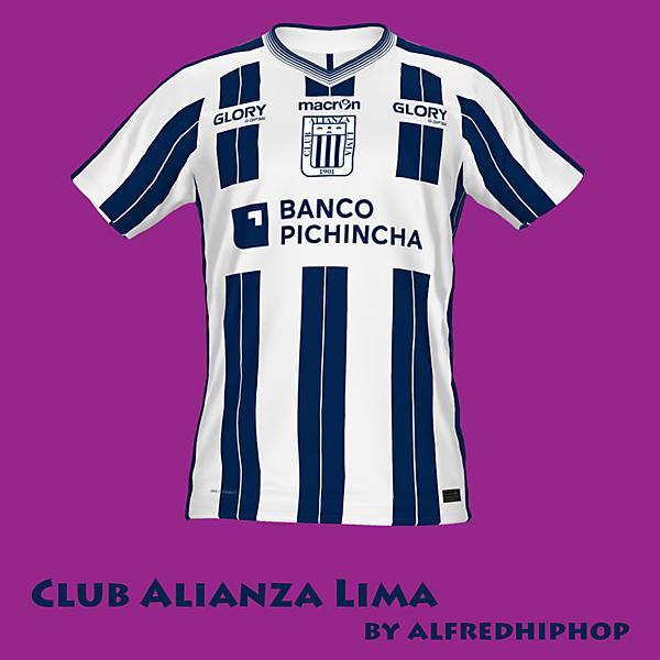 Club Alianza HOME