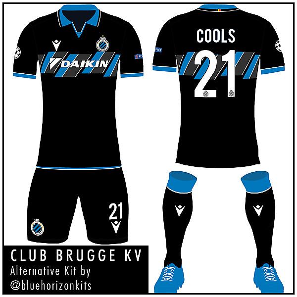 Club Brugge KV Alternative Kit
