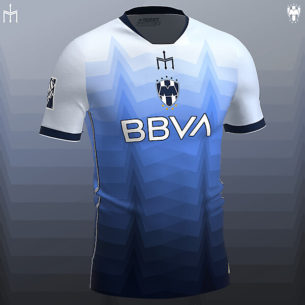 Club de Fútbol Monterrey X TRIDENTE | Third kit | KOTW