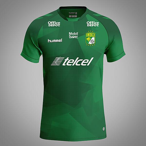 Club León   Home Shirt