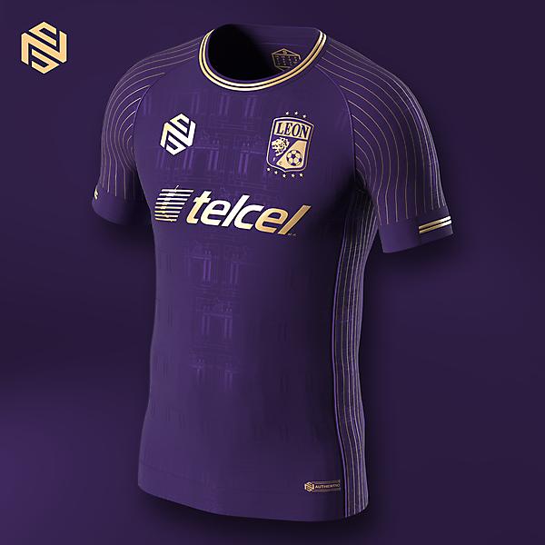 Club León Third Concept x NS