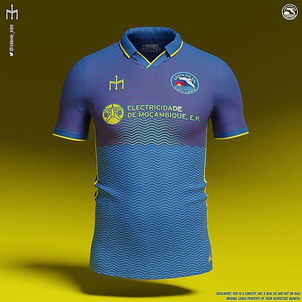 Clube de Desportos da Costa do Sol X TRIDENTE | Away kit | KOTW