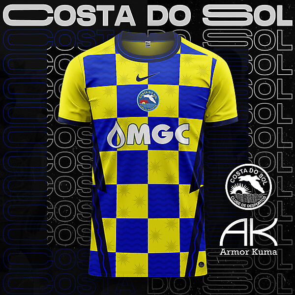 Costa do Sol Nike Home Kit
