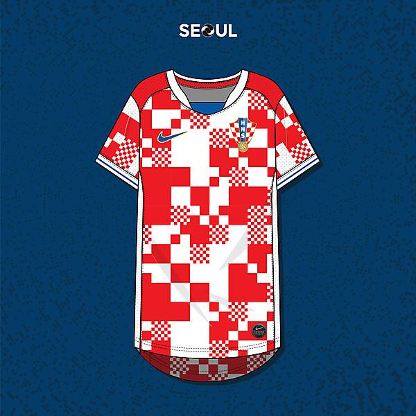 Croatia - Home Kit
