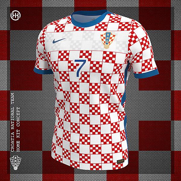 Croatia | Home kit concept