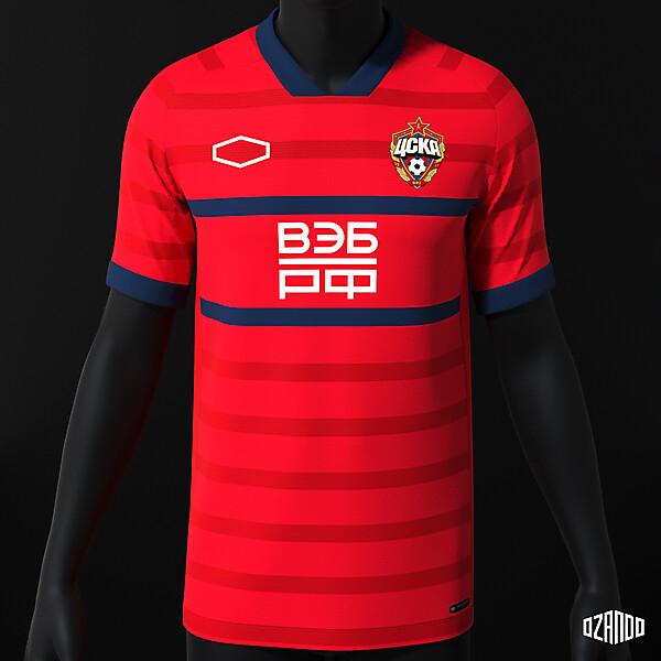 CSKA Moscow x Ozando :: Home