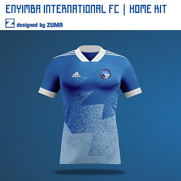 Enyimba International FC | Adidas Home Kit