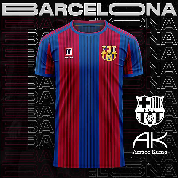 FC Barcelona Meyba Home Kit