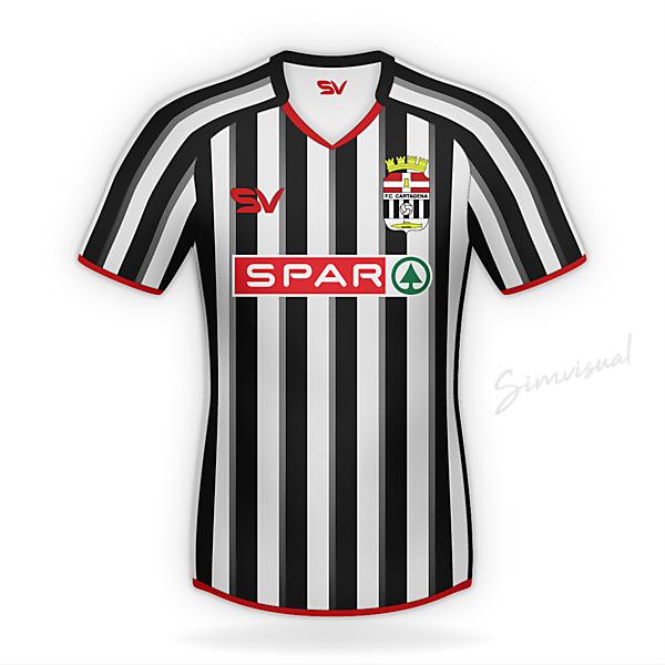 FC Cartagena Home Kit