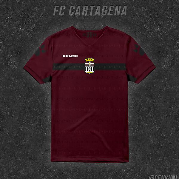 FC Cartagena x Kelme