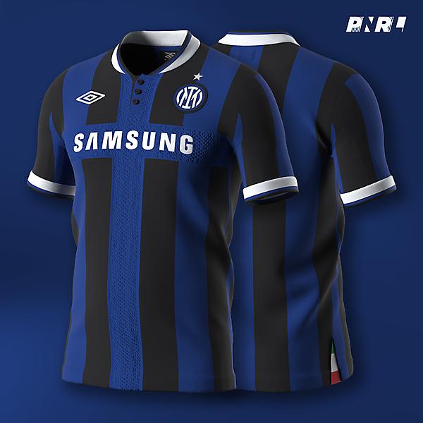 F.C. Internazionale Milano Home Shirt x Umbro
