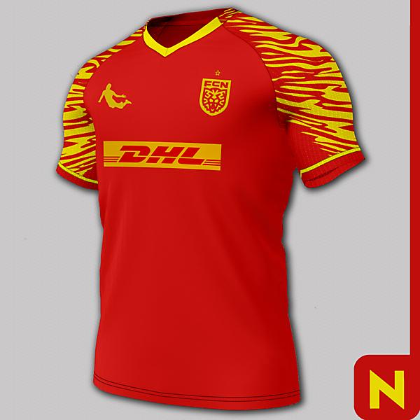 FC Nordsjælland - Home Kit