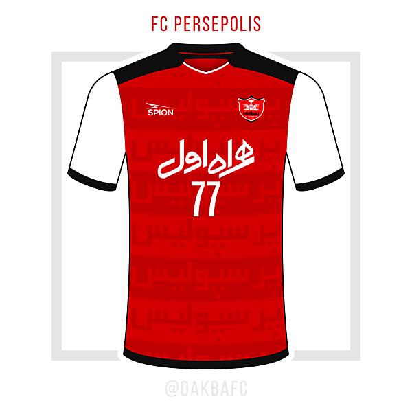 FC Persepolis - KOTW 3